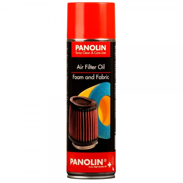 Lubrifiant pour filtres à air PANOLIN AIR FILTER OIL Spray