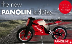 PANOLIN kidBike Set