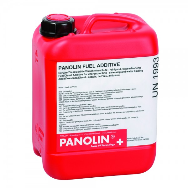 Treibstoffadditiv PANOLIN FUEL ADDITIVE