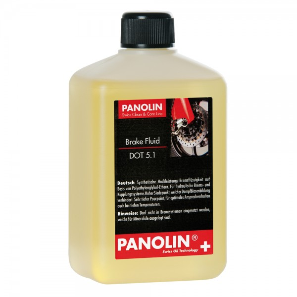 Fluido per freni PANOLIN BRAKE FLUID DOT 5.1