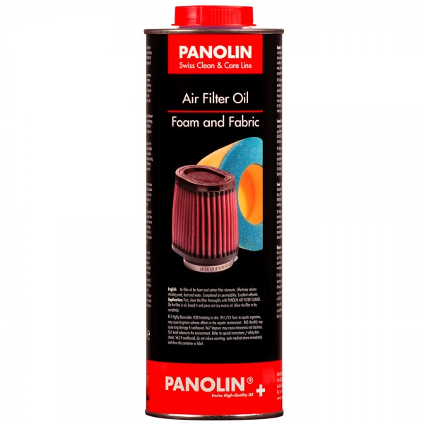 Luftfilteröl PANOLIN AIR FILTER OIL